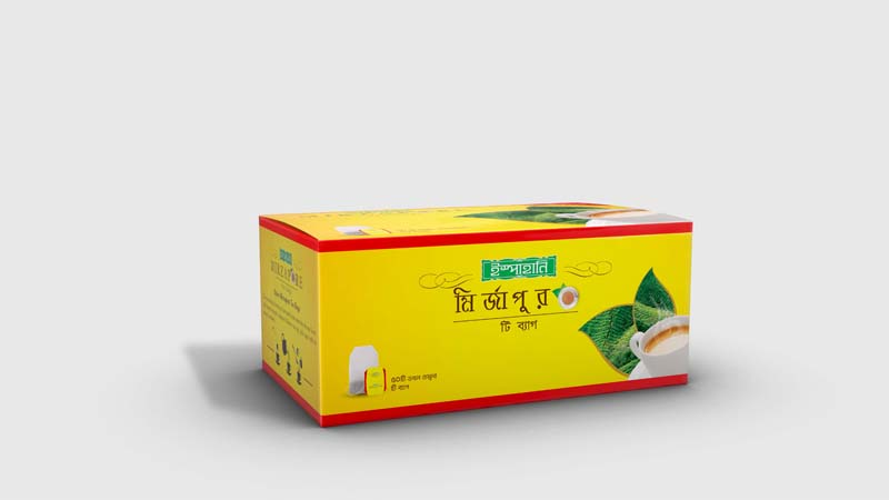 Ispahani Tea Bag